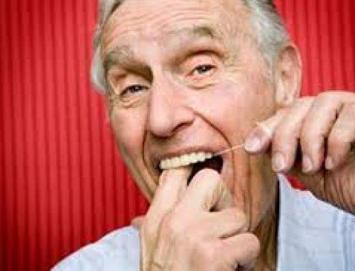 A importância da saúde bucal em idosos